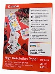 Fotografický papír, do inkoustové tiskárny, matný, A4, 106g, CANON, bal. 200 ks