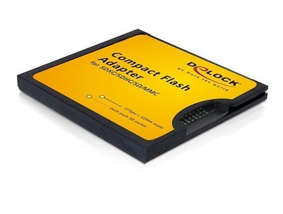 DeLock Adapter CF I na microSDHC 61795