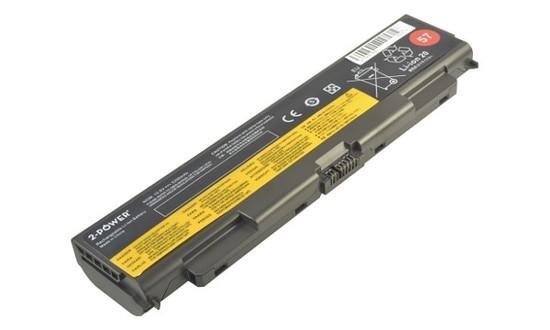 2-Power baterie pro IBM/LENOVO ThinkPad T440p, T540p, W540, L540, L440 10,8 V, 5200mAh, CBI3409A