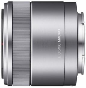 SONY SEL-30M35 Makroobjektiv pro detailní záběry malých objektů