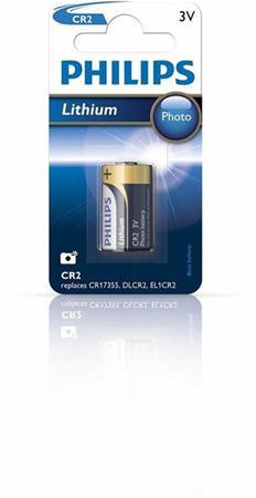 Philips baterie CR2/3V - 1ks