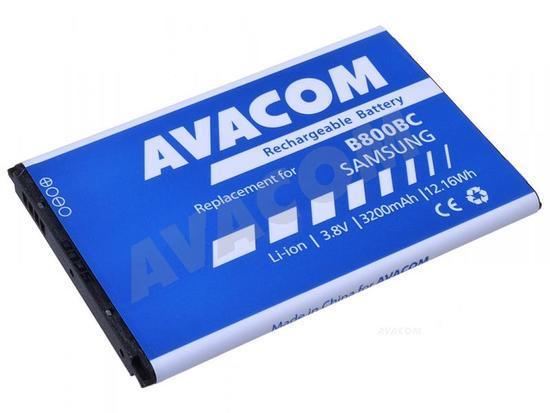 Baterie AVACOM GSSA-N9000-S3200A 3200mAh - neoriginální