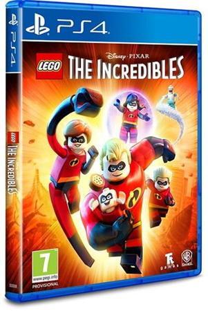 PS4 - LEGO INCREDIBLES