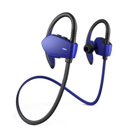 Energy Earphones Sport 1 Bluetooth Blue, Bluetooth sluchátka s mikrofonem