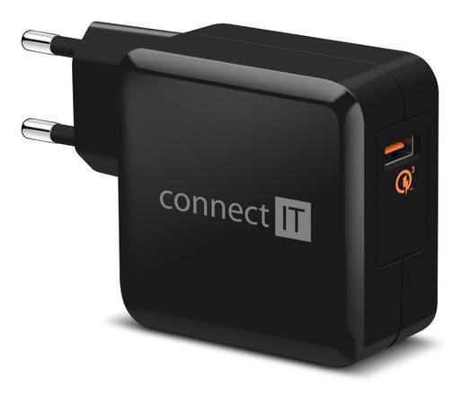 Nabíječka Connect IT CWC-2010 - neoriginální, CWC-2010-BK