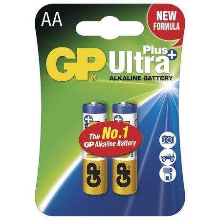 GP Ultra Plus AA 2ks 1017212000