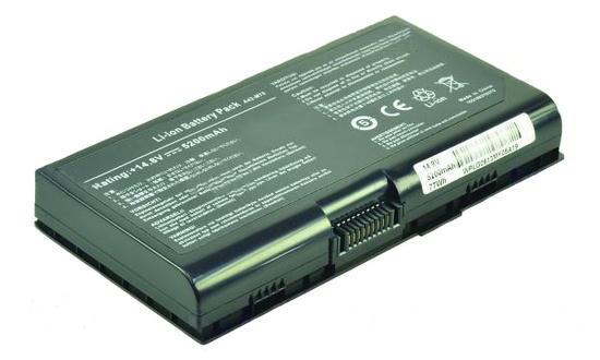 2-Power baterie pro ASUS F70/G71/G72/M70/N70/N90/PRO72/X70/X71/X72 series Li-ion (8cell), 14.8V, 5200mAh, CBI3244A
