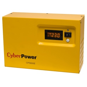 CyberPower Emergency Power System (EPS) 600VA (420W), CPS600E