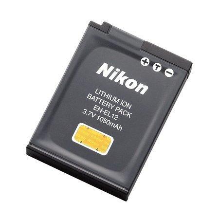 Nikon EN-EL12 DOBÍJECÍ BATERIE PRO AW110/S9500/S800c/S31