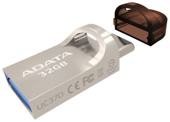 ADATA UC370 32GB AUC370-32G-RGD, AUC370-32G-RGD