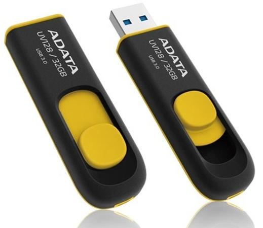 ADATA DashDrive UV128 32GB AUV128-32G-RBY