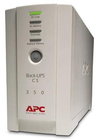 Záložní zdroj APC Back-UPS CS 350I,