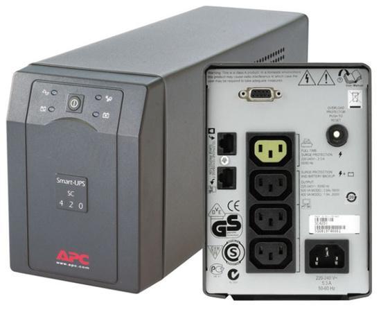 Záložní zdroj APC Smart-UPS SC420I,