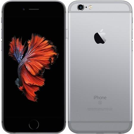 Apple iPhone 6S 128GB vesmírně šedý