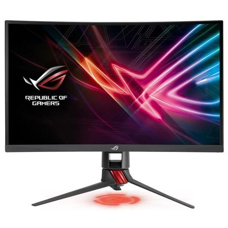 "Monitor Asus XG27VQ 27"",LED, VA, 4ms, 100000000:1, 300cd/m2, 1920 x 1080,DP,, 90LM03G0-B01970"