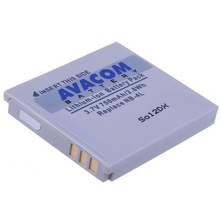 AVACOM NB-4L 750 mAh baterie - neoriginální