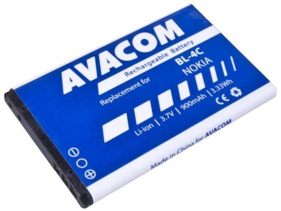 Baterie AVACOM GSNO-BL4C-S900A 900mAh - neoriginální