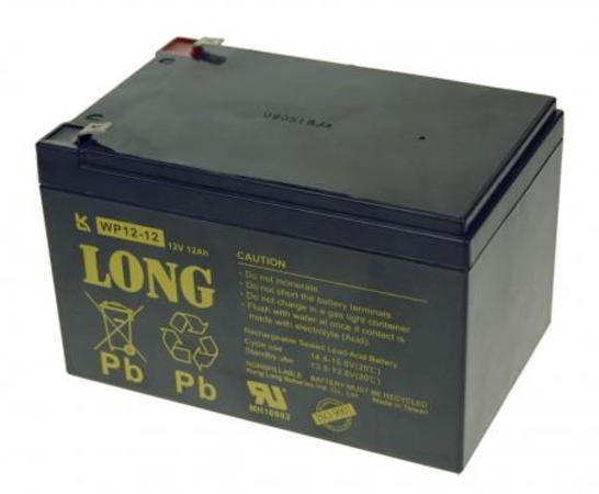 Baterie Avacom Long 12V 12Ah olověný akumulátor F2