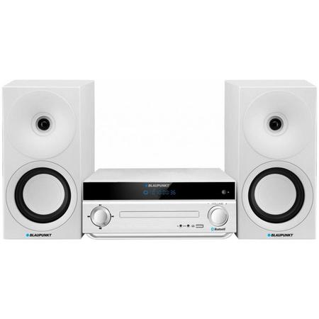 Mikrosystém Blaupunkt MS30BT EDITION FM/CD/MP3/USB/Bluetooth, bílý