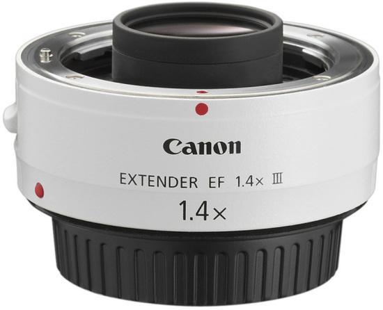 Předsádka/filtr Canon Extender EF 1.4 X III,