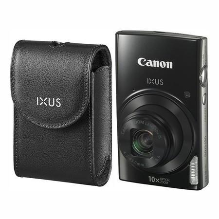Canon IXUS 190 BLACK, KIT, SELEKCE
