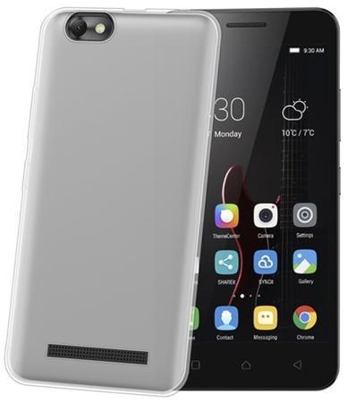 Kryt na mobil Celly Gelskin pro Lenovo Vibe C - průhledný