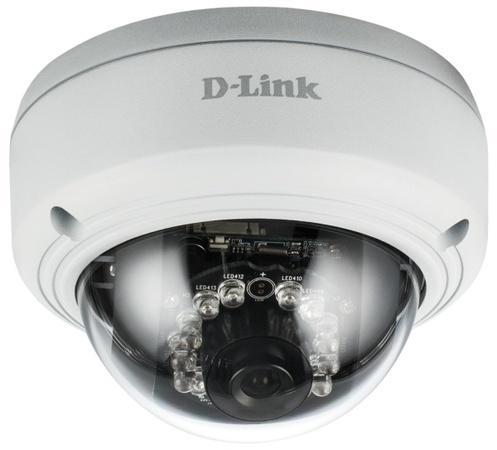 IP kamera D-Link DCS-4603 - bílá, DCS-4603