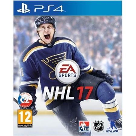 NHL 17 hra PS4 EA