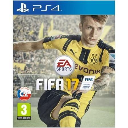FIFA 17 hra PS4 EA