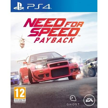 EA Need for Speed Payback hra PS4