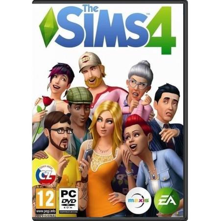 EA The Sims 4 hra PC