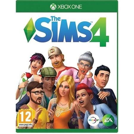 THE SIMS 4 Xbox One CZ/SK