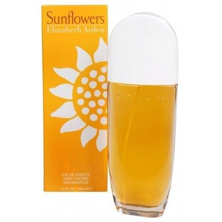 Elizabeth Arden Sunflowers toaletní voda 50ml Pro ženy