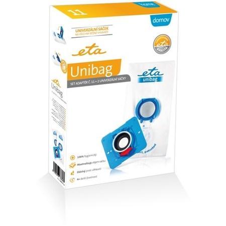 ETA 9900 68010 2 ks UNIBAG, adapter
