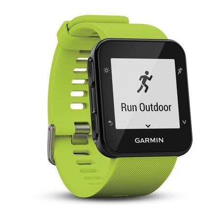 GARMIN GPS sportovní hodinky Forerunner 35 Optic zelené