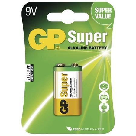 GP Super Value 9V 1ks 1013511000