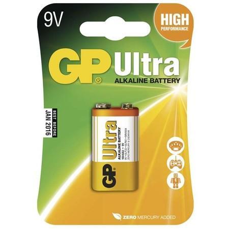GP Ultra 9V 1ks 1014511000