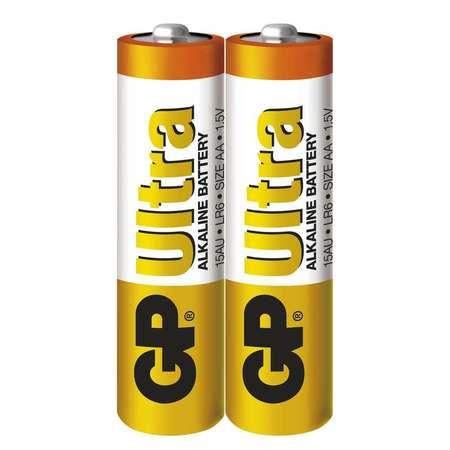 Alkalická baterie GP Ultra LR6 (AA) fólie (2 ks)