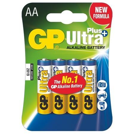 GP Ultra Plus AA 4ks 1017214000
