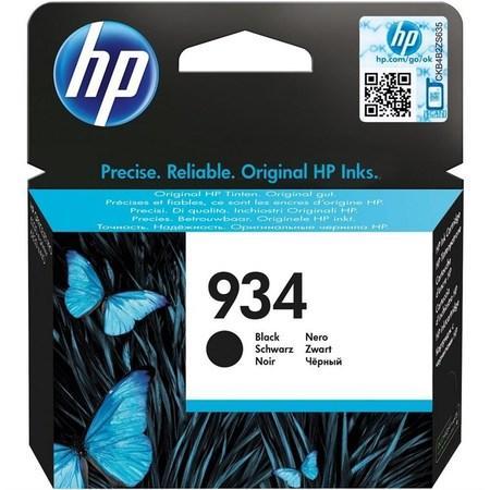 HP C2P19AE Ink Cart No.934 pro OJ Pro 6830, 400str., Black, C2P19AE#BGY