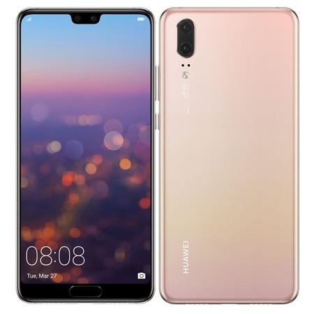 P20 DS Pink HUAWEI