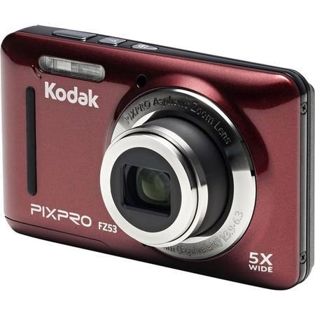 Fotoaparát Kodak Friendly zoom FZ53, červený