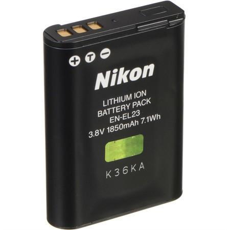 Baterie Nikon EN-EL23