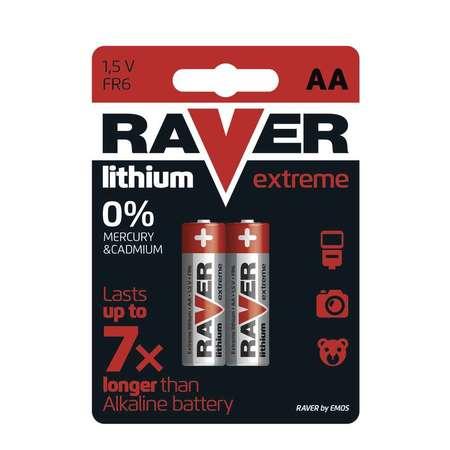 Raver AA 2ks 1321212000