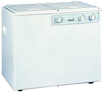 Pračka kombinovaná Romo RC 390 celobílá