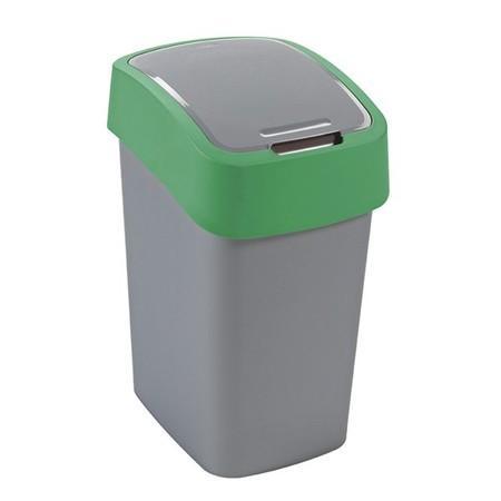 Odpadkový koš Curver 02172-P80 Flipbin 50 l
