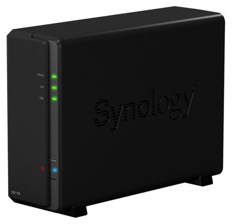 Datové uložiště (NAS) Synology DS118, DS118