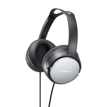 SONY sluchátka MDR-XD150, černá