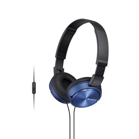 Sluchátka Sony MDRZX310APL.CE7 - modrá