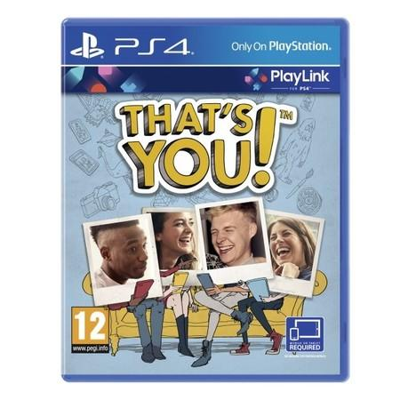 SONY PS4 hra That`s You